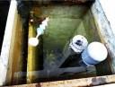 gambar settlement chamber yang dilengkapi dengan standpipe 128x97 Membuat Kolam Koi Ideal, Hal Hal Yang Perlu Mendapatkan Perhatian